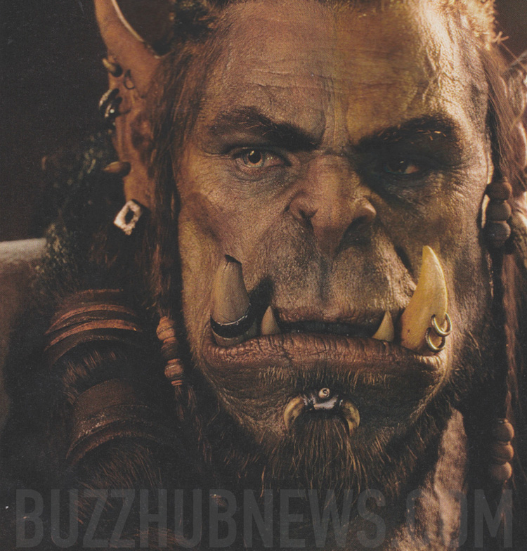 Durotan - Warcraft Film Duncan Jones ILM