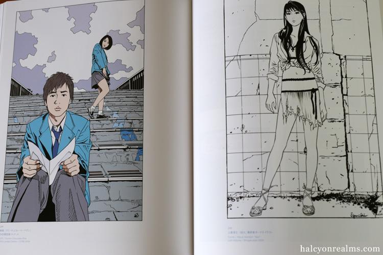 Works - Eguchi Hisashi Art Book