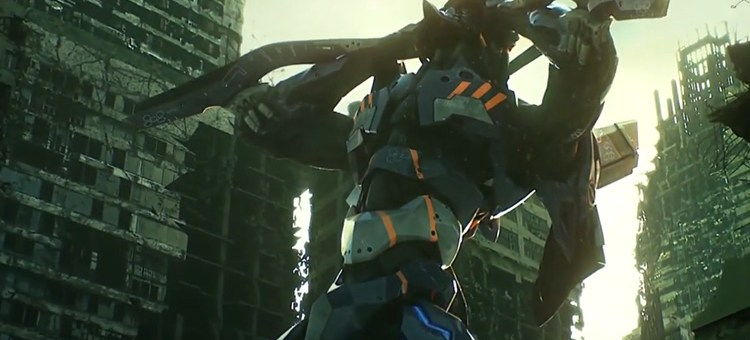 Evangelion Another Impact CG Short