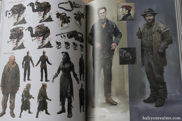 The Art Of Fallout 4 Art Book