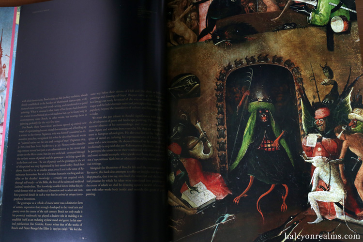 Hieronymus Bosch : Complete Works Art Book Taschen
