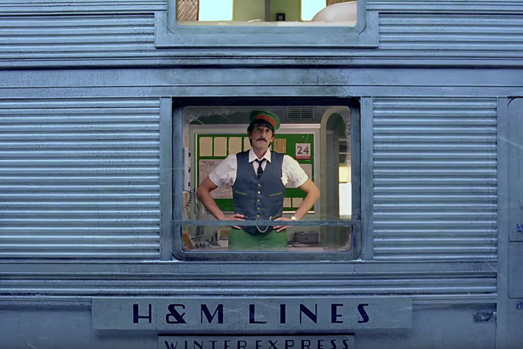Come Together – H&M Short Film/Commercial by Wes Anderson