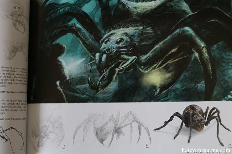 Hobbit : The Desolation Of Smaug Art & Design Book