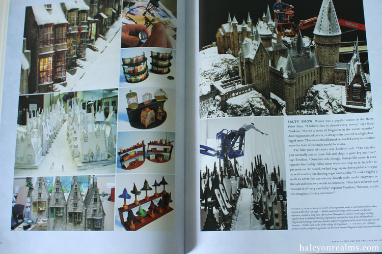 Harry Potter Page to Screen : Filmmaker's Journey Art Book