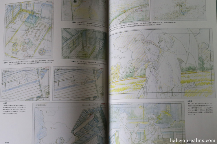 The Wind Rises - Roman Album Art Book
