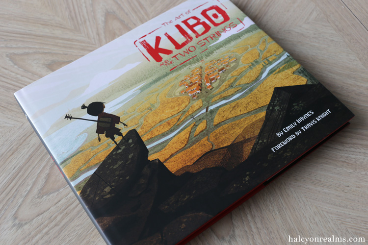 The Art Of Kubo And The Two Strings Book Review