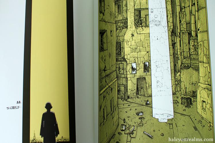 The Eyes Of The Cat - Moebius + Jodorowsky Book