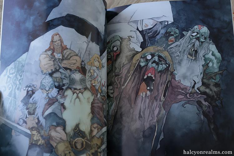 Record Of Lodoss War - Yamada Akihiro Complete Edition Manga Review