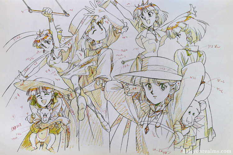 Return Of Nadia Genga Collection Art Book
