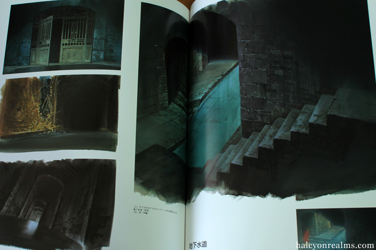 Of Light And Darkness : Ogura Hiromasa BG Art Book