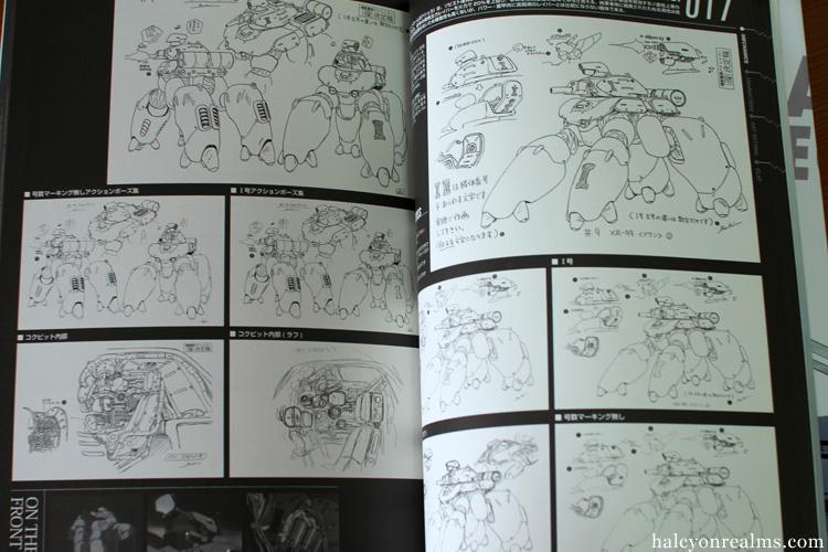 Patlabor TV Series Art Book