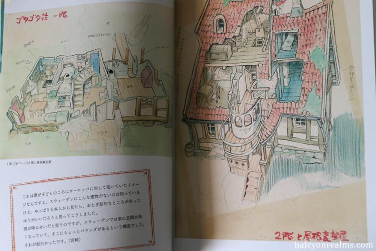 Pipi Longstockings - Miyazaki Hayao Art Book