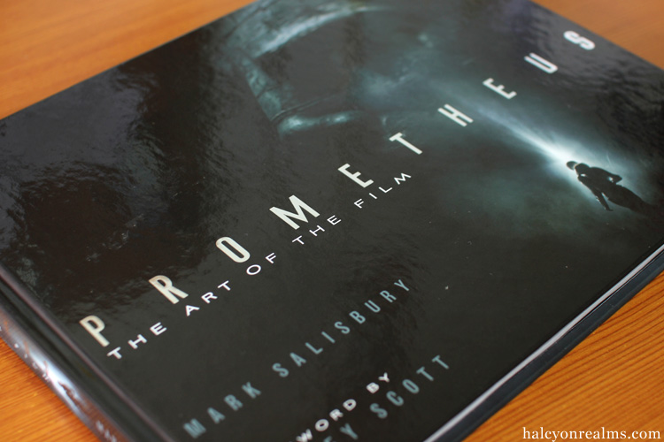 Prometheus - The Art Of The Film Book