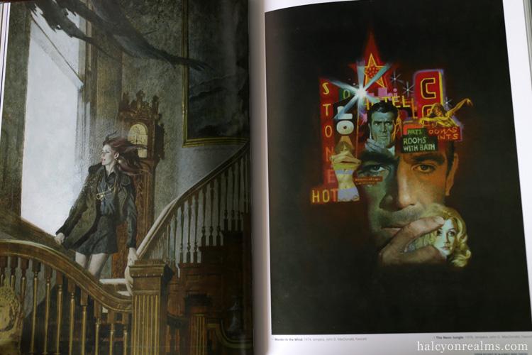 The Art Of Robert E.McGinnis Book
