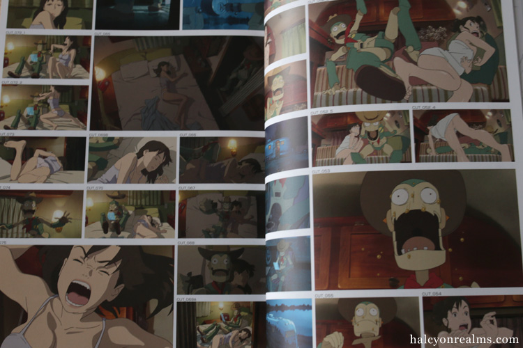 Japan Anima(tor) - Robot On The Road Art Book Review
