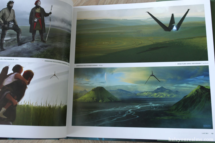 The Art Of Rogue One - A Starwars Story Book Review