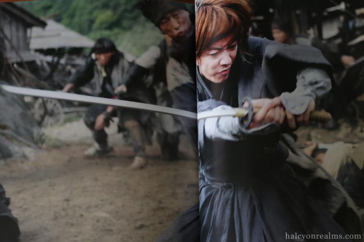 Rurouni Kenshin Pictorial Book