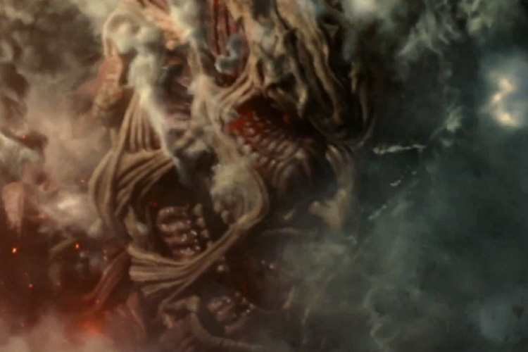 Attack On Titan Live-action Film Trailer Shingeki No Kyojin