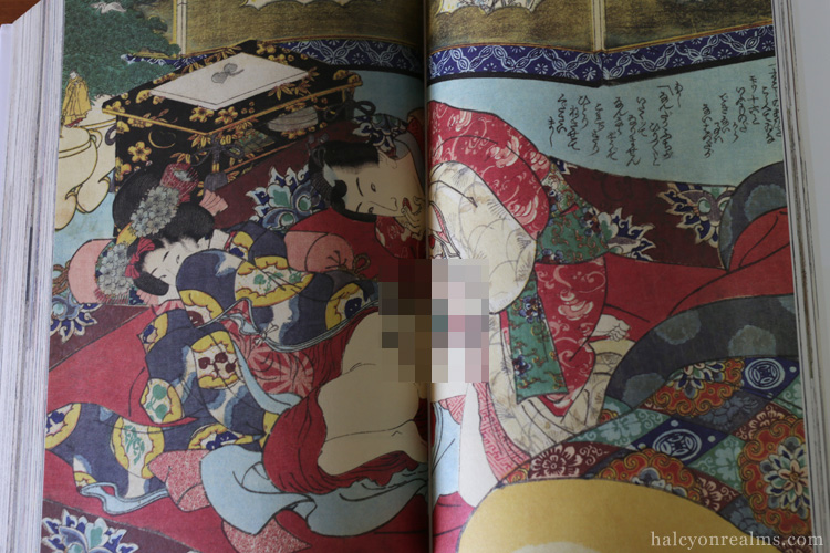 Shunga - Aesthetics Of Japanese Erotic Art Book