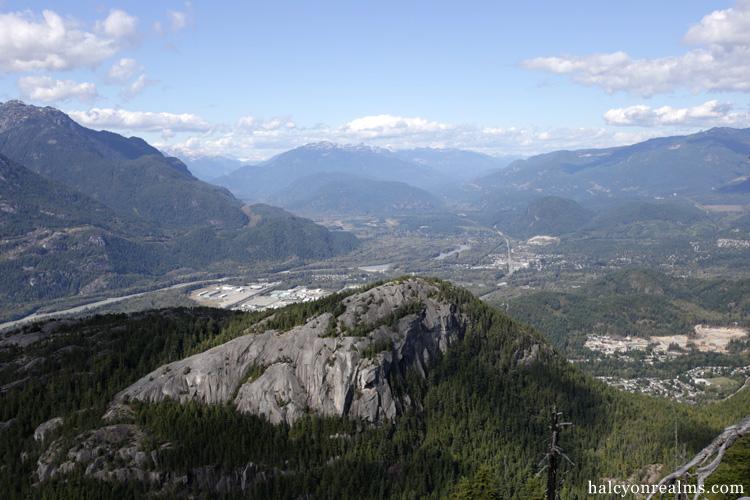 Squamish, BC.