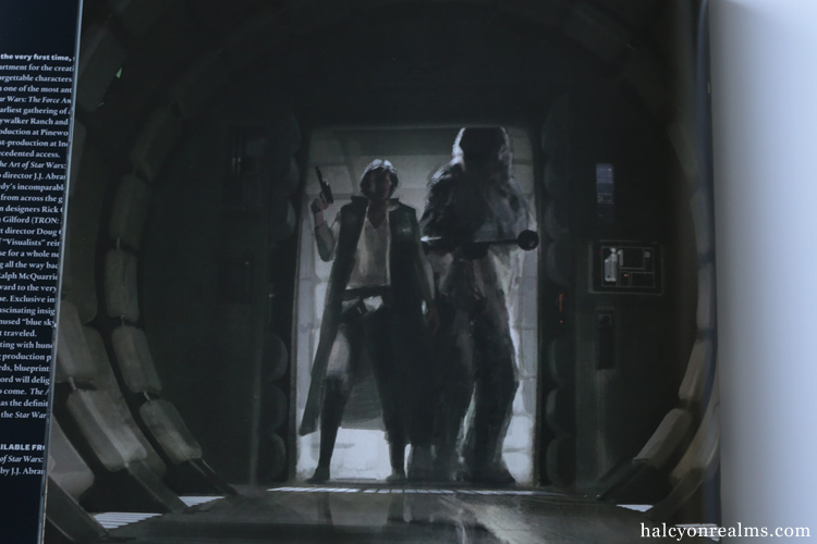 The Art Of Star Wars The Force Awakens Book
