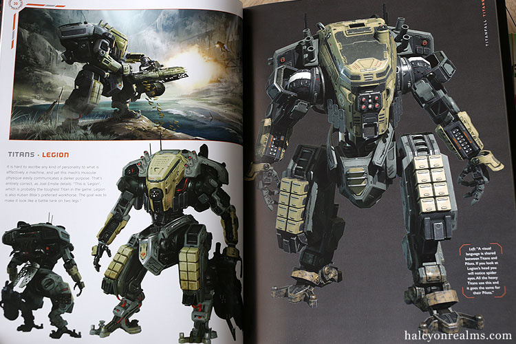 The Art Of Titanfall 2 Book Review