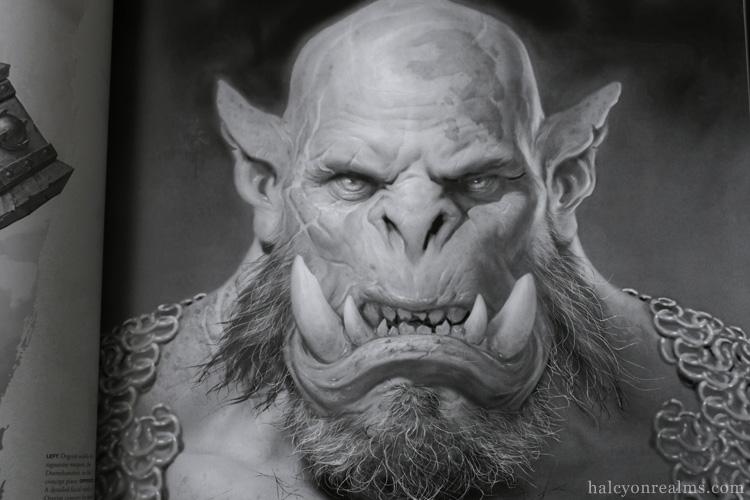 Warcraft - Behind The Dark Portal Art Book Review