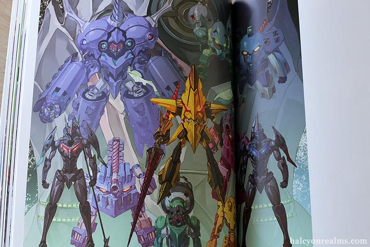 The Art Of Yoh Yoshinari Illustrations Art Book