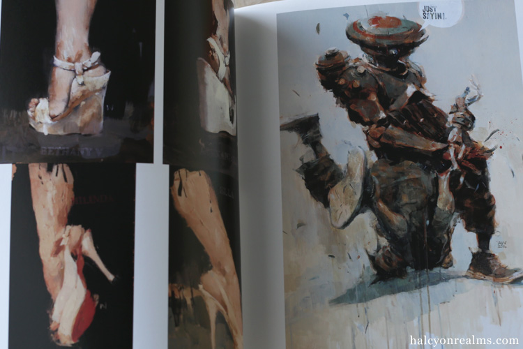 Zawa-zawa : Ashley Wood Art Book