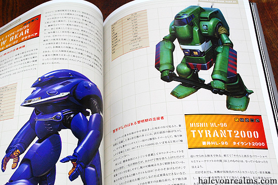 Patlabor - The Labor Industry Art Book