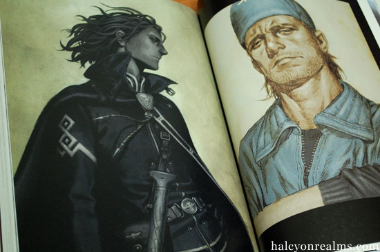 If there is only one Murata artbook you can ever own, with the most