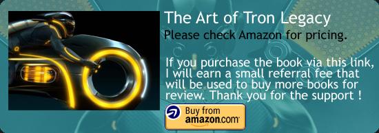 The Art Of Tron Legacy Book Amazon Buy Link