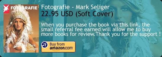 Fotografie - Mark Seliger Photography Book Amazon Buy Link