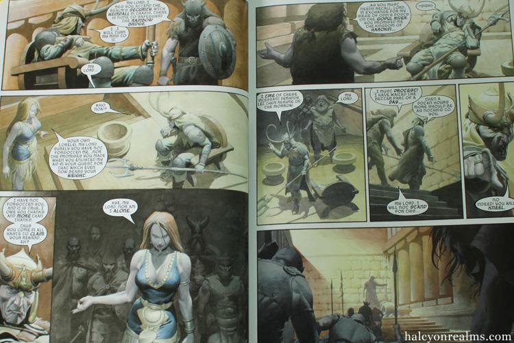 Thor & Loki : Blood Brothers Graphic Novel Esad Ribic
