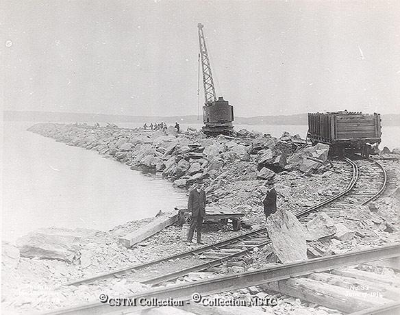 Constructing the halifax ocean terminals - Garage auto pro arc les gray ...