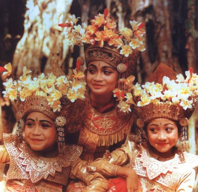 """The Indonesian Culture, """"unity in diversity"""" 