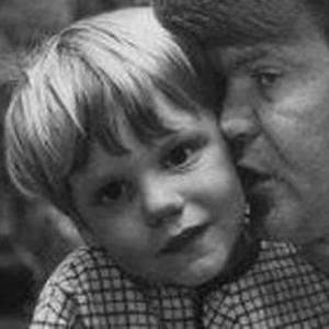 Travis Campbell with father Glen Campbell