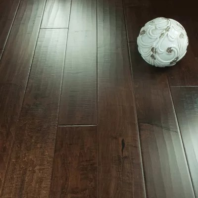 Rustler Chaparral Vignette Hardwood Flooring Hallmark Hardwoods