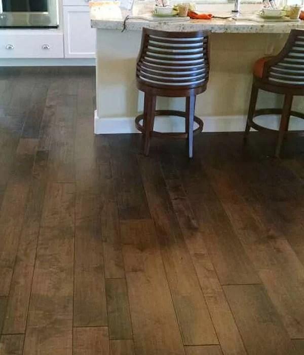 Monterey Caballero - Hallmark Floors with Glaze Tek finish