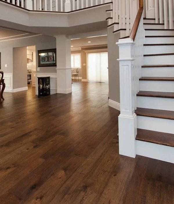 Monterey Casita - Hallmark Floors with Glaze Tek finish