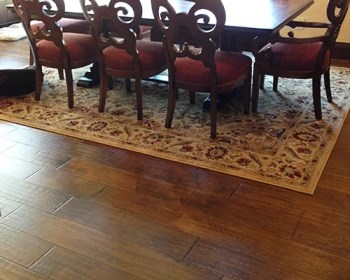 Chaparral Chaps installation by MacDonald Hardwoods
