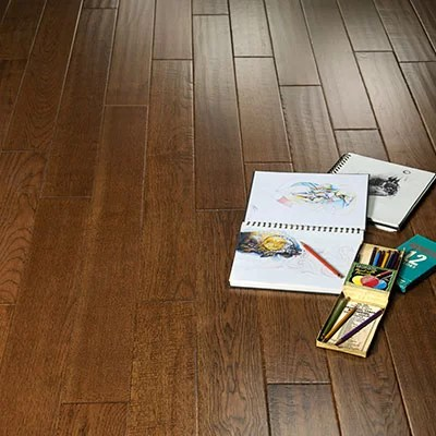 Heirloom Buckskin Hickory by Hallmark Floors