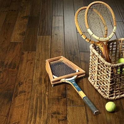 Heirloom Tea Leaf Hickory by Hallmark Floors