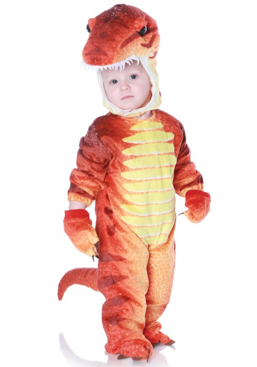 Medium Of T Rex Costume