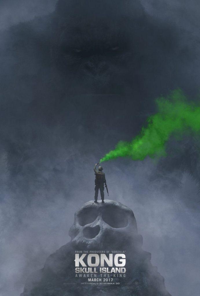 'Kong: Skull Island' SDCC poster