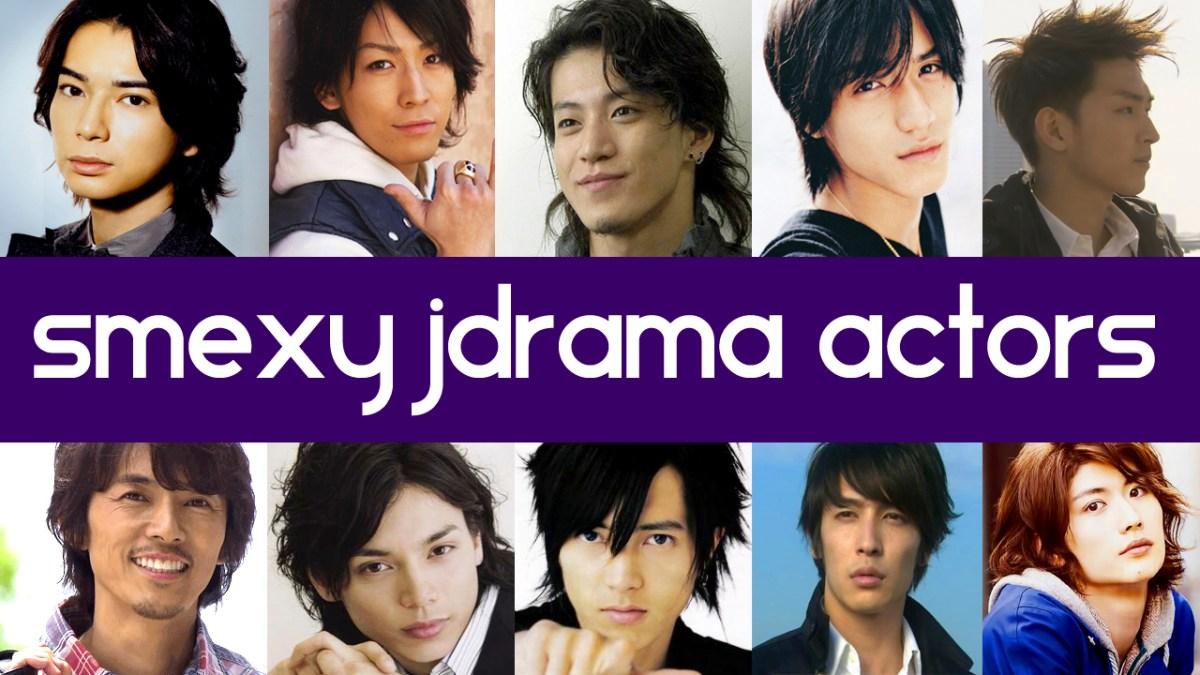 J Drama Pretty top 10 smexiest japanese drama actors – top 5 fridays