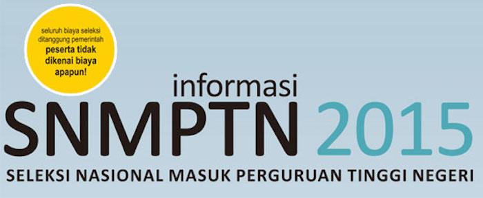 SNMPTN-UNILA-2015