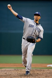 Tyson Ross delivers a pitch during a game against the Arizona Diamondbacks at Chase Field on May 9, 2015 (Christian Petersen/Getty Images)