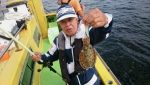 9月22日(土)スミイカ試し釣り
