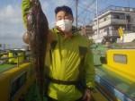 3月19日(金)9人で40本 大漁でした